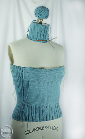 Chic Knits downloadable knitting patterns