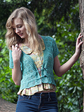 Chic Knits Brynna Lace Cardigan