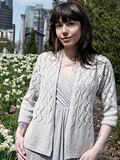 Chic Knits Vonica Lace Cardigan