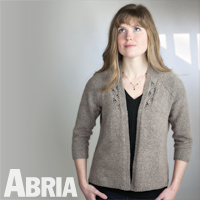 Chic Knits ABRIA Knitting Pattern