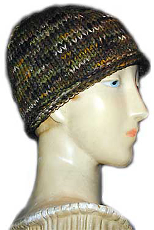 Free Knitting Patterns By Bonne Marie Burns Free Beanie Hat